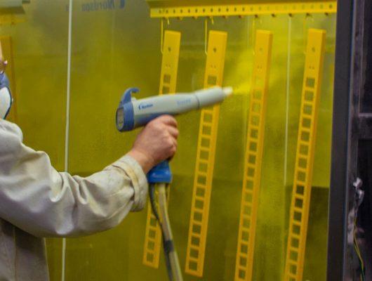 Powder Coating - Olson Electronics
