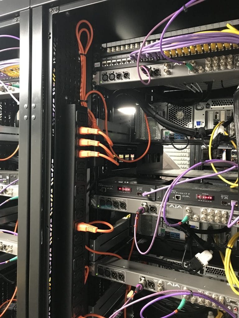 IEC C13 Rack